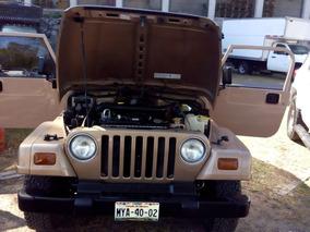 Jeep Wrangler Sahara Techo Duro At 1999
