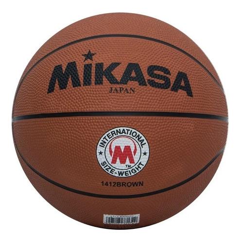 Balon Para Baloncesto Mikasa 1412# 6 Brown Basketball