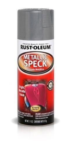 Aerosol Rust Oleum Automotive Metallic Speck | 312gr