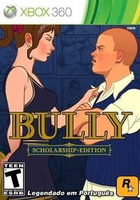 Bully Scholarship Edition Xbox 360 Jogo Digital Xbox Live