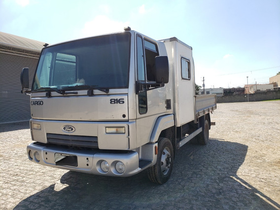 Ford Cargo 816 4x2 Carroceria Ano 2013 / Financiamos
