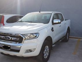 Ford Ranger 2017 Xlt Doble Cabina Unico Dueño