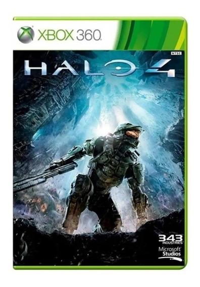Halo 4 - Xbox 360 - Original - Usado