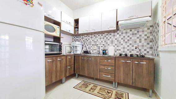 Casa Com 2 Dormitórios À Venda, 61 M² Por R$ 280.000,00 - Parque Villa Flores - Sumaré/sp - Ca0362