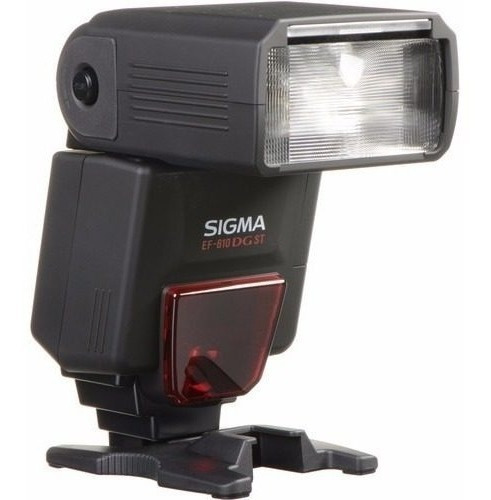 Flash Sigma Ef-610 Dg Super Flash Para Canon + Nota Fiscal