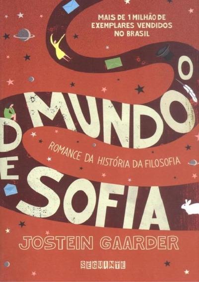 Mundo De Sofia, O - 2ª Ed