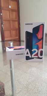 Samsung A20 32gb Doble Camara