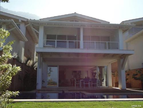 Praia De Guaecá - Casa 5 Suítes  Pé Na Areia - 9192