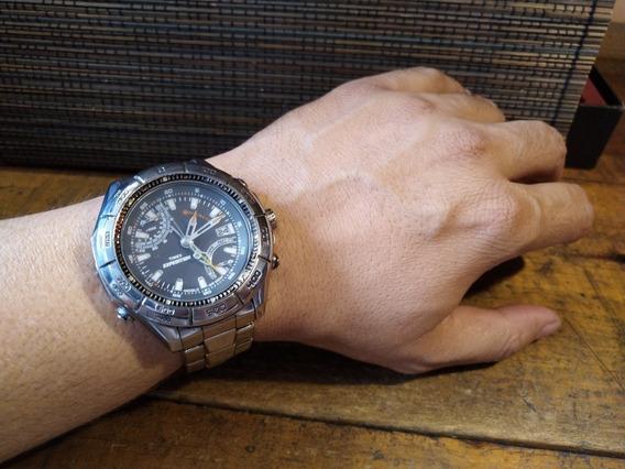 Reloj Timex Expedition Con Altímetro Muy Grande