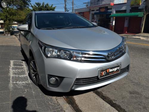 Corolla 2.0 Xei Flex Automático 2015 Prata