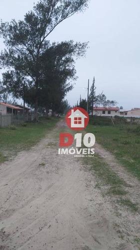 Terreno À Venda, 300 M² Por R$ 50.000 - Balneário Guairaca - Balneário Arroio Do Silva/sc - Te1099