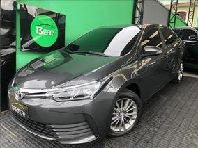 Toyota Corolla 1.8 Gli Upper Flex 4p Automatico