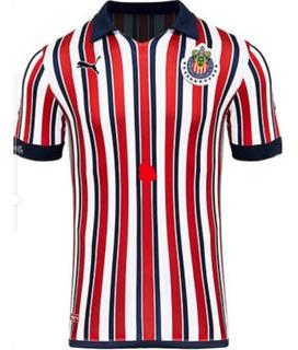 Camisa Nova Chivas 2019/2020 - Envio Imediato