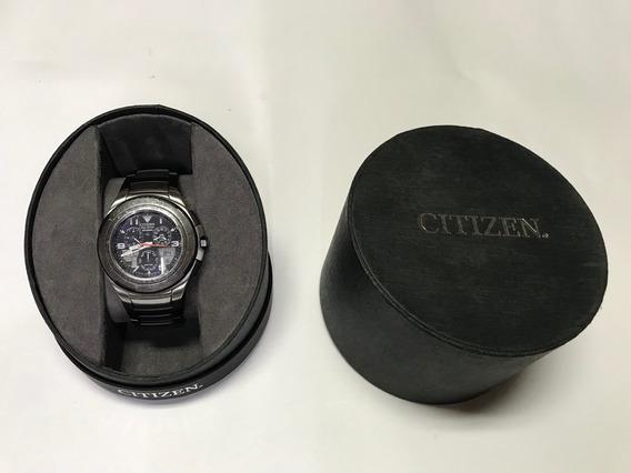 Reloj Citizen Skyhawk Eco Drive Promaster Buen Estado