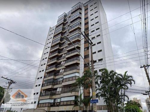 Imagem 1 de 25 de Apartamento Duplex Com 3 Dormitórios À Venda, 276 M² Por R$ 1.700.000,00 - Vila Carrão - São Paulo/sp - Ad0002