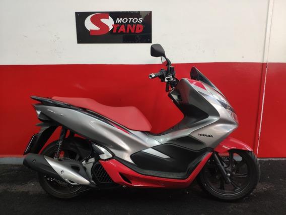 Honda Pcx 150 Sport Abs 2019 Prata