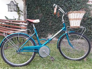 Bicicleta Multiuso Rodado 24 Marca Legnano