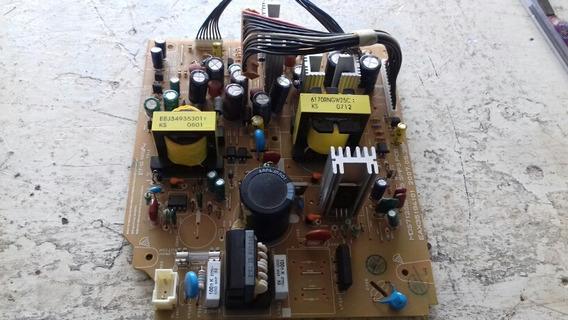 Placa De Fonte Ap.de Som Lg Modelo Mcd 212