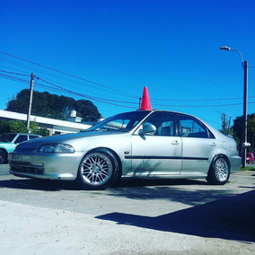 Honda Civic Honda Si.turbo Forjado. 1992