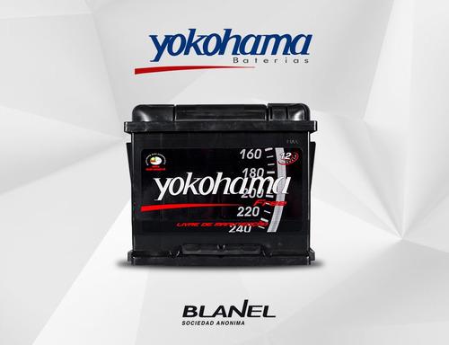 Batería Yokohama 12v 70amp Japón. 18 Meses De Garantía
