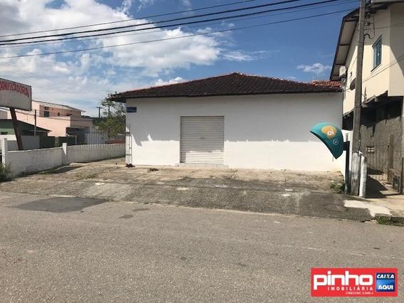 Casa E Loja Para Locação, Bairro Forquilhinha, São José, Sc - Ca00297