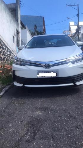 Toyota Corolla 2019 1.8 Gli 16v Flex Multidrive 4p