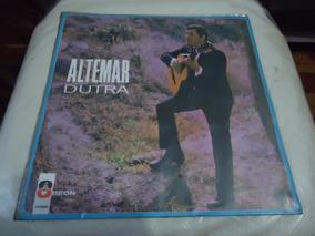 Lp Altemar Dutra 1968 / Serenatas / Mpb (a2)