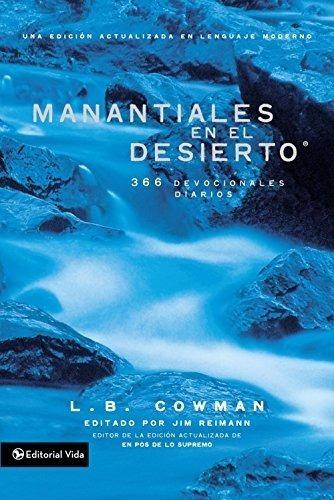 Imagen 1 de 2 de Manantiales En El Desierto - Cowman - Editorial Vida