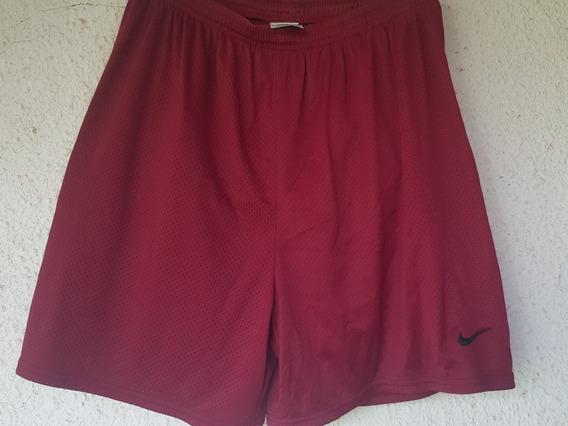 Short Nike Original,bordó,hombre. Tipo Basquetbol.t.xl.1 Uso