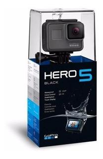 Cámara Gopro Hero 5 Black Con Micro Sd De 64gb Gratis
