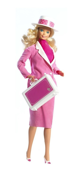 Barbie Collector Retro Day To Night Fjh73 Mattel