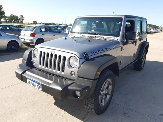 Jeep Wrangler Rubicon At