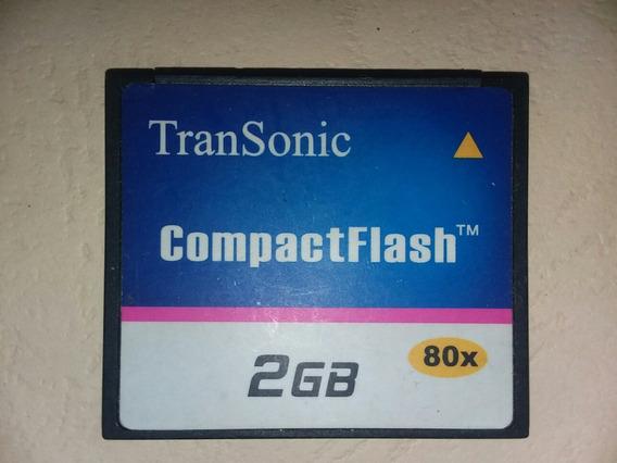 Memoria Compact Flash Card 2gb