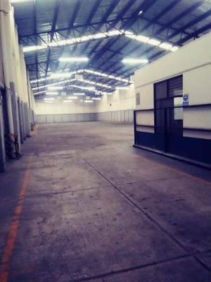 Atizapan Zona Industrial Bodega