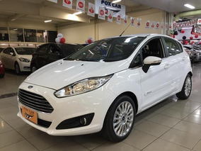 Ford Fiesta 1.6 16v Titanium Flex Powershift 5p (7844)