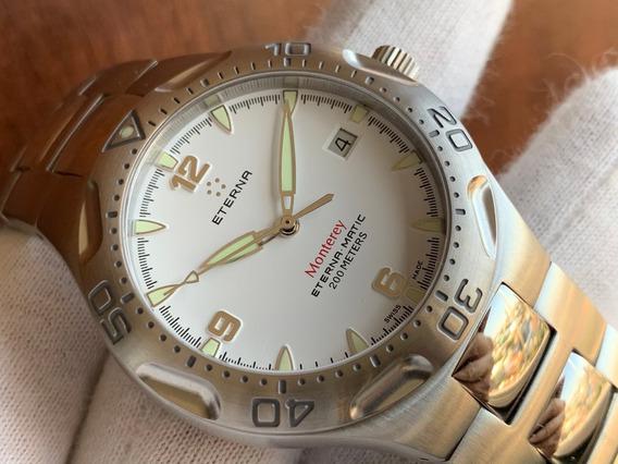 Relógio Eterna Monterey Eternamatic Quartz 11160041100165fra