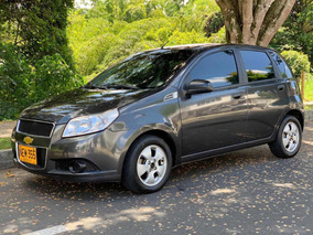 Chevrolet Aveo Emotion Automatico.