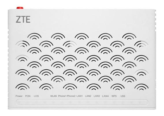 Modem Wifi Router Inalambrico Zte F660 Alta Potencia