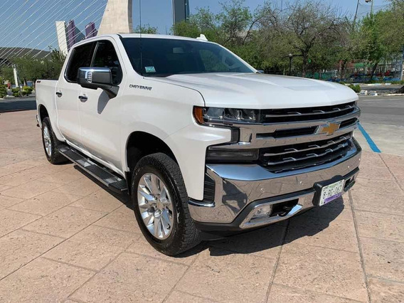 Chevrolet Cheyenne 2019 5.4 2500 Doble Cab Ltz 4x4 At