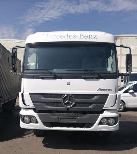 Nueva Minimula Mercedes Benz  1730s La Estrella A Su Alcance