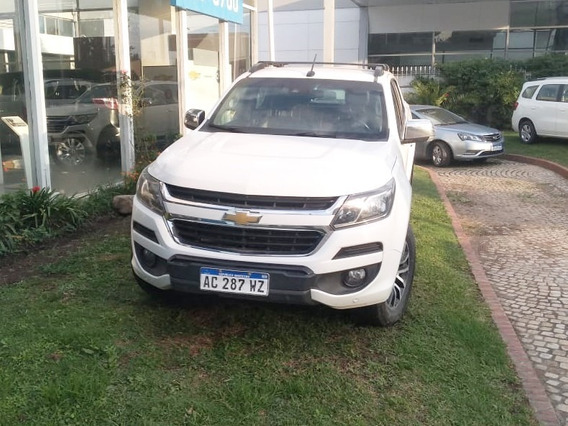Chevrolet S10 Hc Motor 2.8 2018 4x2