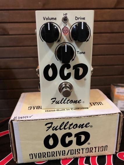 Pedal Fulltone Ocd Overdrive/distortion
