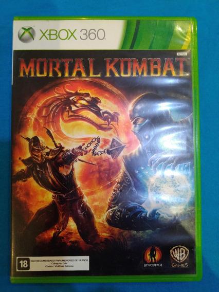 Mortal Kombat - Xbox 360 - Midia Fisica (g)