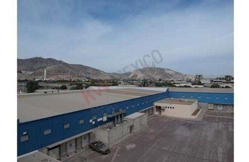 Nave Industrial En Renra A Metros De Peñoles, Eduardo Guerra, Torreón