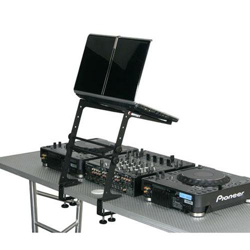 Soporte Profesional De Dj, Laptop Con Bandeja, Nuevo