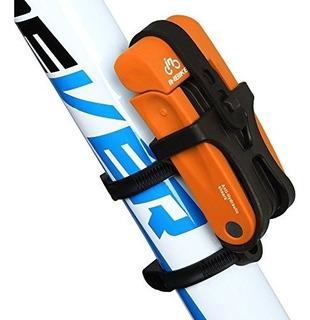 Inbike 8 Joints Alloy Steel Folding Bike Lock Antihydraulic