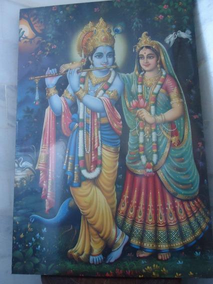 Krishna E Radha Poster.