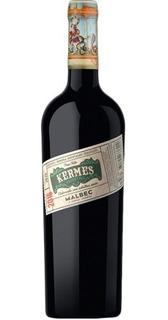 Vino Tinto Kermes Wines Fair Malbec 750 Ml Mendoza