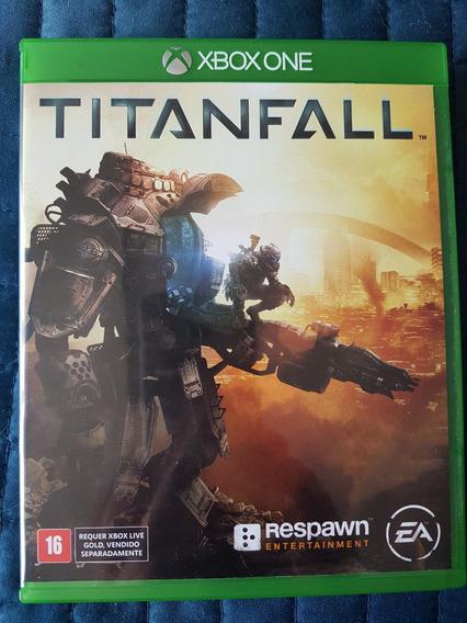 Titanfall - Xbox One - Mídia Física - Sem Arranhões