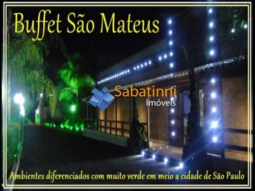 Galpão A Venda Em Sp Parque São Rafael - Gl00120 - 69200439